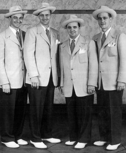 1946: Mid States Four