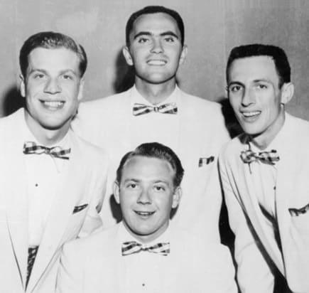 1954: Four Tissimos