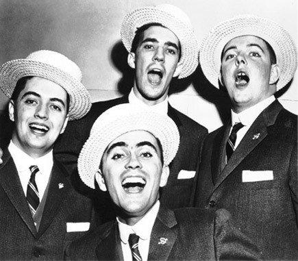 1957: Four Renegades